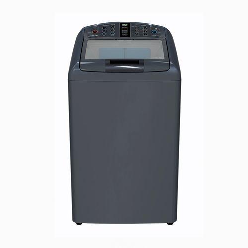 Lavadora Mabe 18 kg Plata Carga Superior Función botón ECO
