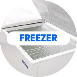 Freezer horizontales