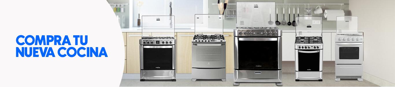 Compra tu nueva cocina