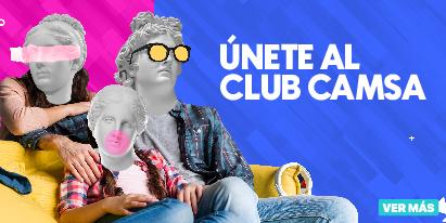 Únete al Club Camsa