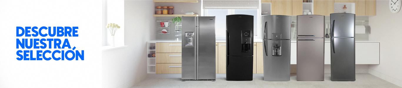 Descubre nuestra selección en refrigeración